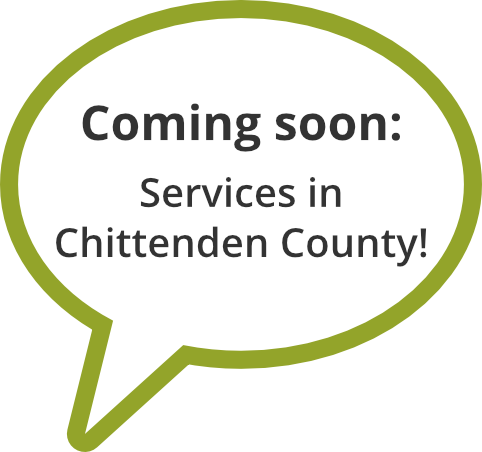 ervices in Chittenden County