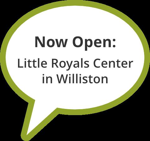 Now Open: Little Royals Center in Williston